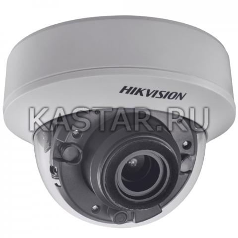 Уличная 5 Мп TVI-камера DS-2CE56H5T-ITZE (2.8-12 мм)