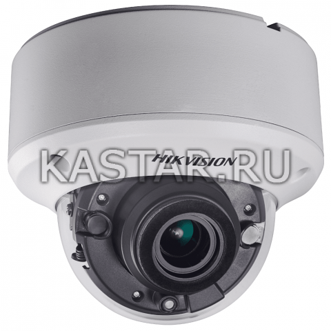Уличная 5 Мп TVI-камера DS-2CE56H5T-VPIT3ZE (2.8-12 мм)