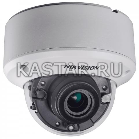 Уличная 8 Мп TVI-камера Hikvision DS-2CE59U8T-VPIT3Z (2.8-12 мм)