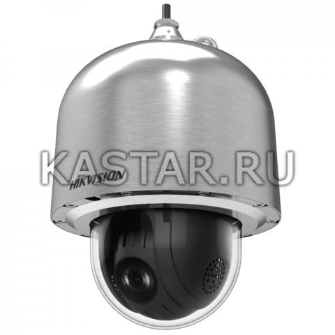 Взрывозащищенная Speed Dome IP-камера Hikvision DS-2DF6223-CX с 23-кратной оптикой