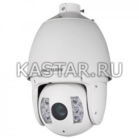 2 Мп поворотная IP-камера Hikvision DS-2DF7232IX-AELW с 32-кратной оптикой, ИК-подсветкой 150 м, дворником