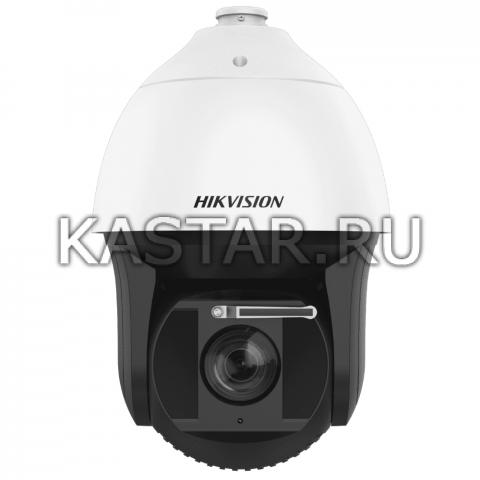 Поворотная 4 Мп IP-камера Hikvision DS-2DF8425IX-AELW с 25-кратной оптикой, ИК-подсветкой 200 м