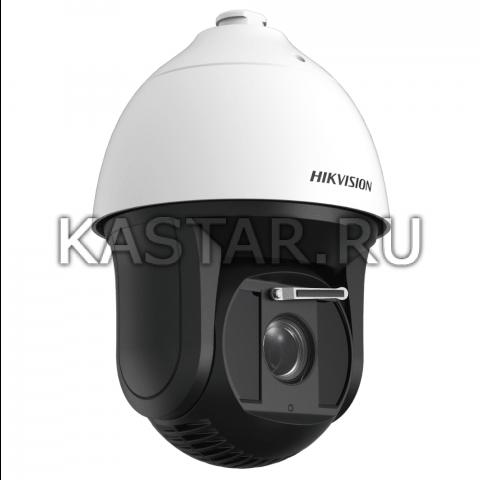 Уличная поворотная 4 Мп IP-камера Hikvision DS-2DF8436IX-AELW с 36-кратной оптикой, ИК-подсветкой до 200 м