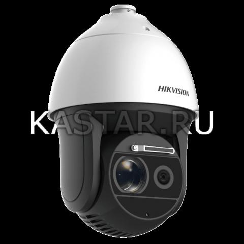 8 Мп IP-камера Hikvision DS-2DF8836I5X-AELW с 36-кратной оптикой, подсветкой 500 м