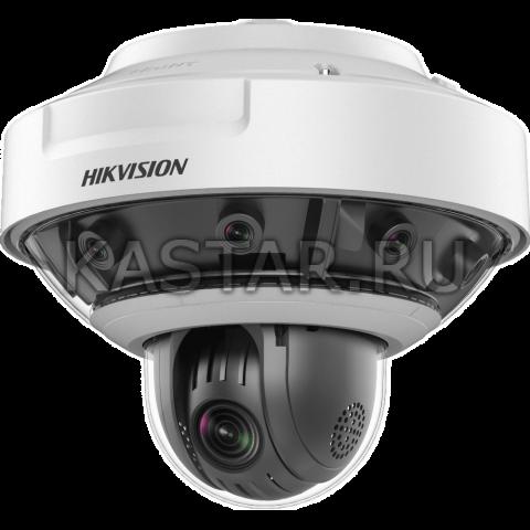 Мультисенсорная IP-камера Hikvision DS-2DP0818ZX-D/236 (B) с PTZ и оптоволоконным модулем
