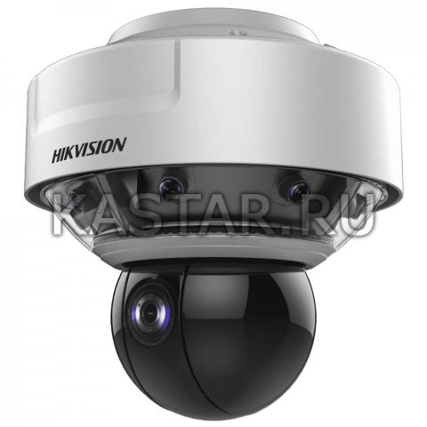 Мультисенсорная IP-камера Hikvision DS-2DP1636ZX-D/236 (B) с PTZ-модулем