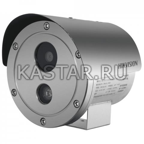 Взрывозащищенная IP-камера Hikvision DS-2XE6222F-IS/316L (6 мм)