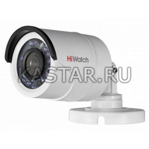 HD-TVI-камера HiWatch DS-T100 (6 мм)