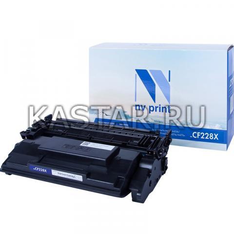Картридж NVP совместимый NV-CF228X для HP LaserJet Pro M403d | M403dn | M403n | MFP-M427dw | M427fdn | M427fdw Черный (Black) 9200стр.