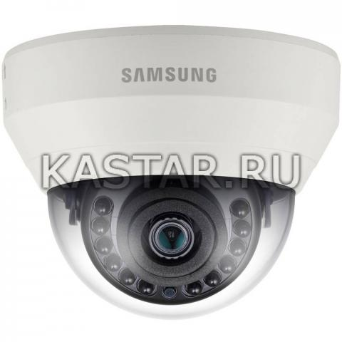 2 Мп AHD камера Wisenet Samsung SCD-6023RP с ИК-подсветкой