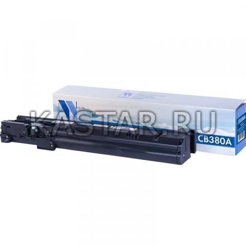 Картридж NVP совместимый NV-CB380A Black для HP LaserJet Color CP6015dn | CP6015n | CP6015xh Черный (Black) 16500стр.