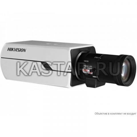 Высокочувствительная Smart IP-камера в стандартном корпусе Hikvision DS-2CD4C36FWD-AP