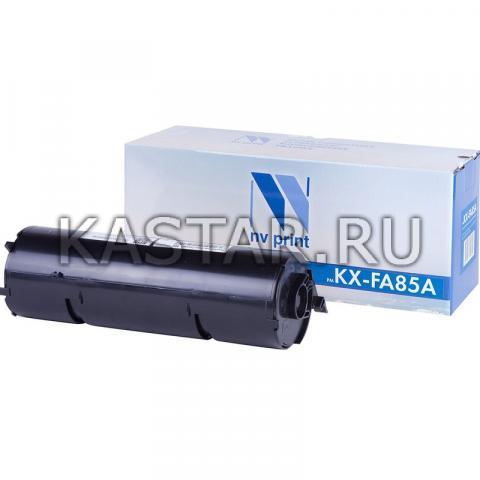 Картридж NVP совместимый NV-KX-FA85A для Panasonic KX-FLB813 | KX-FLB853 Черный (Black) 5000стр.
