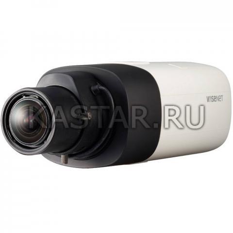 Smart IP-камера в стандартном корпусе Wisenet Samsung XNB-8000P без объектива
