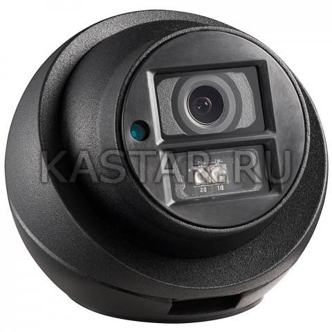 Компактная HD-TVI видеокамера для транспорта Hikvision AE-VC122T-ITS