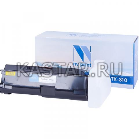 Картридж NVP совместимый NV-TK-310 для Kyocera FS-2000D | 2000DN | 3900DN | 4000DN Черный (Black) 12000стр.