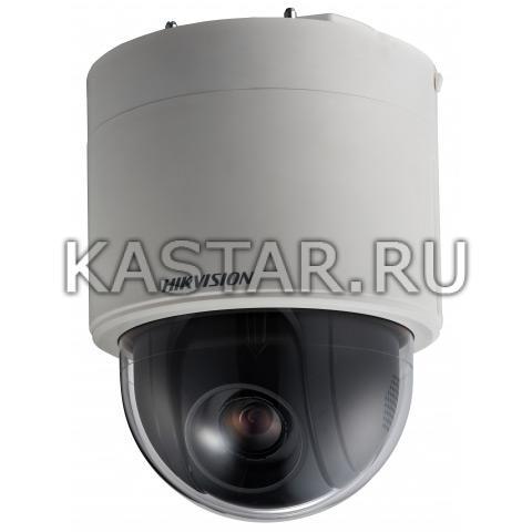 IP SpeedDome-камера Hikvision DS-2DE5220W-AE3 с 20-кратной оптикой для внутренней инсталляции