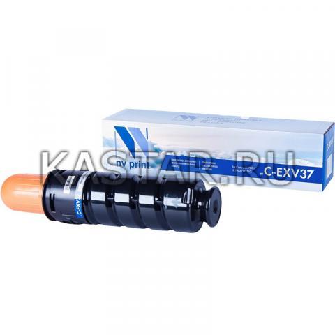Тонер-туба NVP совместимый NV-C-EXV37 для Canon  iR1730i | iR1740i | iR1750i Черный (Black) 15100стр.