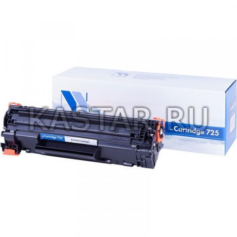 Картридж NVP совместимый NV-725 для Canon i-SENSYS LBP6000 | LBP6000B | LBP6020 | LBP6020B | LBP6030 | LBP6030B | LBP6030W | MF3010 Черный (Black) 1600стр.