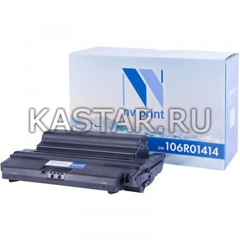Картридж NVP совместимый NV-106R01414 для Xerox Phaser 3435 Черный (Black) 4000стр.