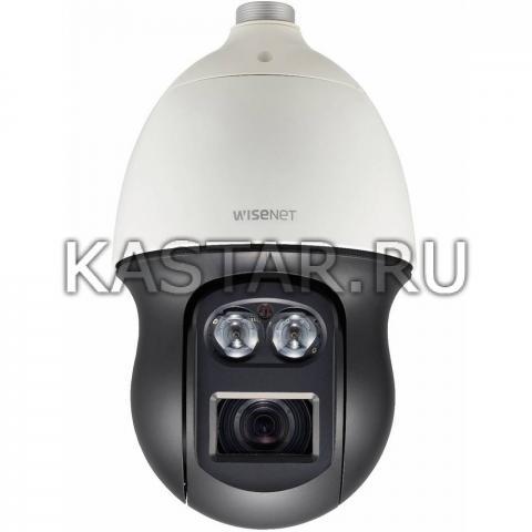Поворотная IP-камера Wisenet Samsung XNP-6370RHP, 37* zoom, ИК-подсветка 350 м