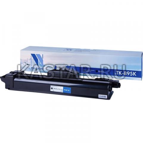 Картридж NVP совместимый NV-TK-895 Black для Kyocera FS-C8020MFP | C8025MFP | C8520MFP | C8525MFP Черный (Black) 12000стр.