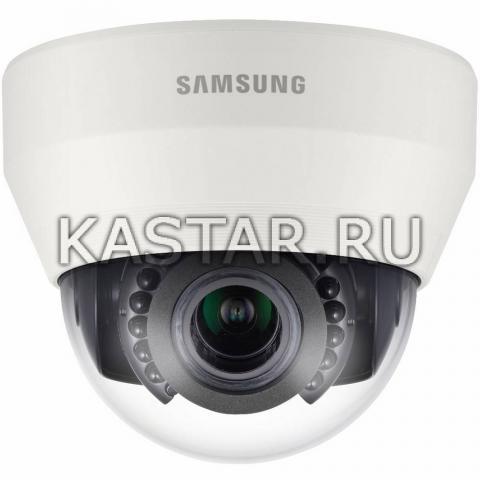 2 Мп AHD камера Wisenet Samsung SCD-6083RP с ИК-подсветкой и 4.3 zoom