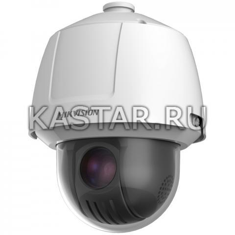 Скоростная поворотная IP-камера Hikvision DS-2DF6223-AEL серии Darkfighter с видеоаналитикой