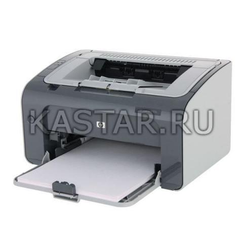 Скачать драйвер для принтера HP laserjet p1102/p1102w/p1102s