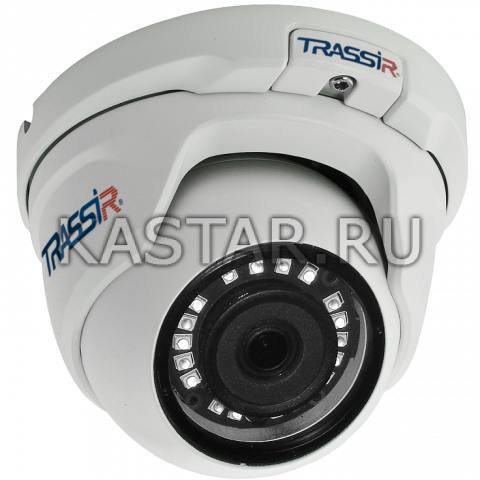 Сфера IP-камера TRASSIR TR-D8121WDIR2 (3.6 мм)