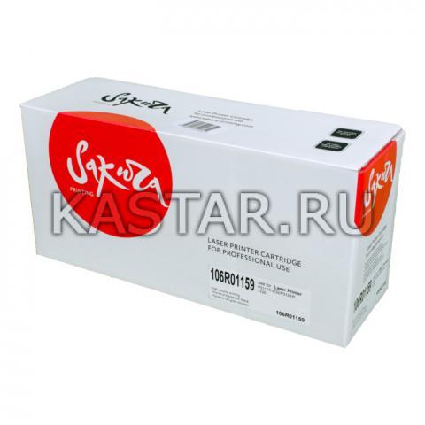 Картридж 106R01159 SAKURA для XEROX для P3117 / 3122 / 3124 / 3125  3000стр.