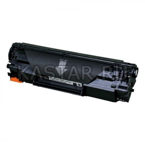 Картридж SAKURA CB435A для HP LJ P1005/P1006, черный, 2000 к. для LJ P1005 / P1006  2000стр.
