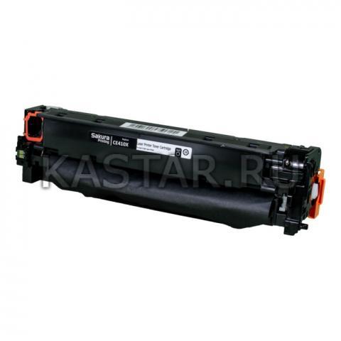 Картридж SAKURA CE410X  для HPLaserJet Pro 300/400 color M351/M375nw/M451dn/M451nw/M451dw/M475dw/M47 для LJ Pro 300 / 400 color M351 / M375nw / M451dn / M451nw / M451dw / M475dw / M475d  4000стр.