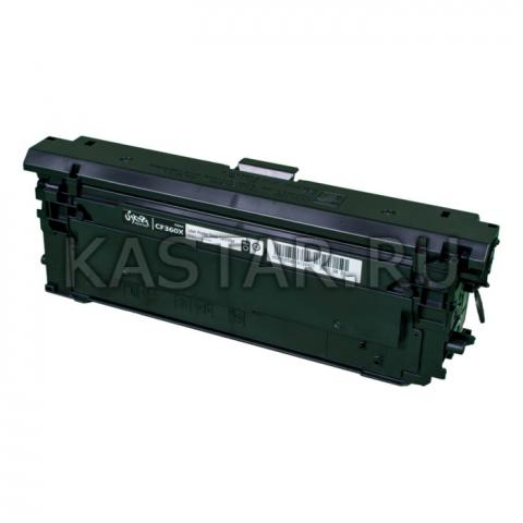 Картридж SAKURA CF360X  для HP, черный 12500 к. для Color LJ Enterprise M553n / 553X / 553dn Color LJ Enterprise M552dn  12500стр.
