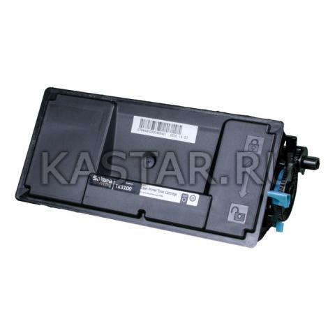 Картридж SAKURA TK3100 для Kyocera FS-2100D, FS-2100DN, ECOSYS M3040dn, ECOSYS M3540dn, черный, 1250 для FS-2100D  12500стр.