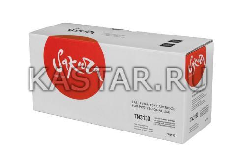 Картридж SAKURA TN3130  для Brother HL-5240, HL-5240L, HL-5250DN, HL-5270DN, HL-5280DW, DCP-8060, DC для HL-5240/ HL-5240L/ HL-5250DN/ HL-5270DN/ HL-5280DW/ DCP-8060/ DCP-8065DN/ MFC-8460N/ MFC-8860DN/ MFC-8870DW  3500стр.