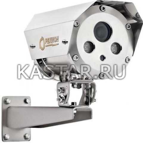 Взрывозащищенная IP-камера Релион-TRASSIR Н-100-IP-2Мп-РоЕ-Z