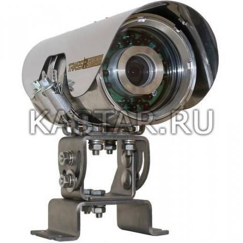 Взрывозащищенная IP-камера Релион-TRASSIR Н-50-IP-4Мп-PоE исп. 02