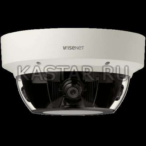 Панорамная 4-модульная IP-камера Wisenet PNM-9000VQ