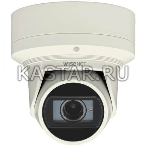 IP-камера Wisenet QNE-6080RV с motor-zoom и ИК-подсветкой