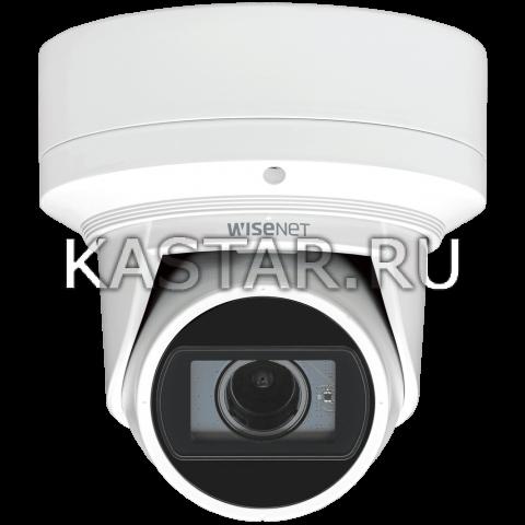 IP-камера Wisenet QNE-6080RVW с motor-zoom и ИК-подсветкой