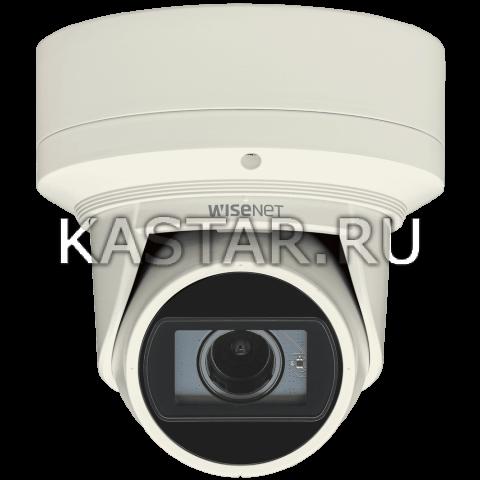 IP-камера Wisenet QNE-7080RV с motor-zoom и ИК-подсветкой