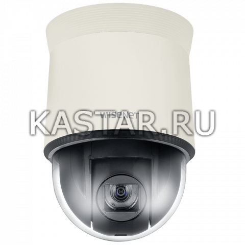 Поворотная IP-камера Wisenet QNP-6230 с motor-zoom и WDR 120 дБ