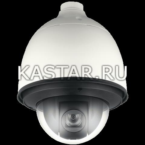 Поворотная уличная IP-камера Wisenet SNP-6320HP с 32-кратной оптикой