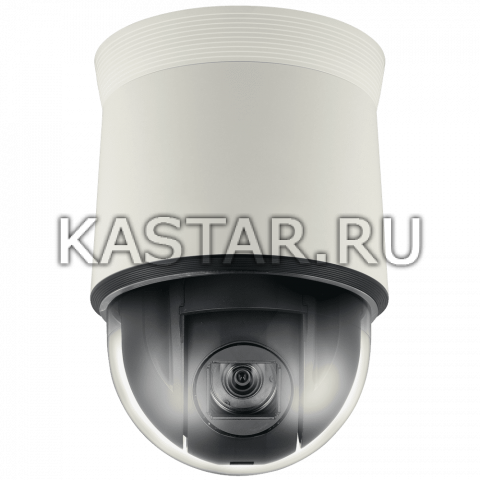 Поворотная IP-камера Wisenet SNP-6321P с 32-кратной оптикой