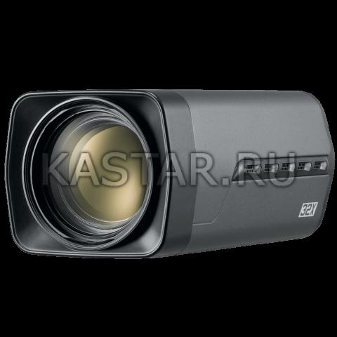 Сетевая корпусная зум-камера Wisenet SNZ-6320P с 32-кратной оптикой