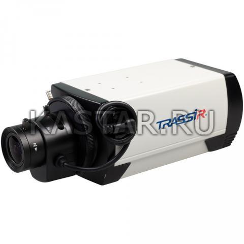 Box 4 Мп IP-камера TRASSIR TR-D1140