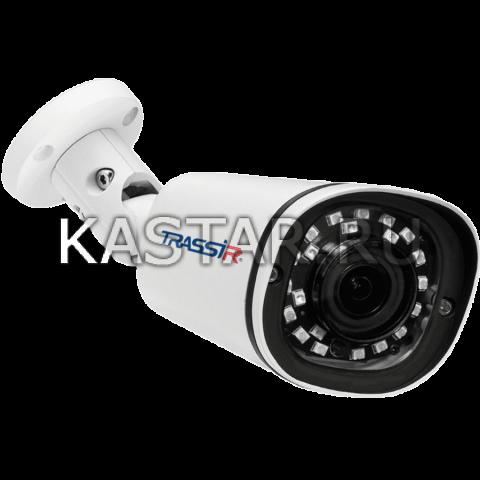 Цилиндр 8 Мп IP-камера TRASSIR TR-D2181IR3 (2.8 мм) с ИК-подсветкой
