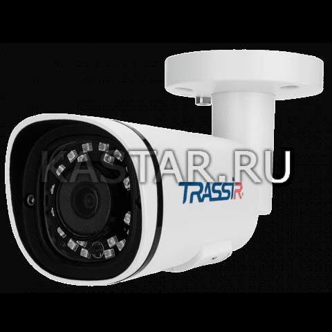 Цилиндр IP-камера TRASSIR TR-D2221WDIR4 (1.9 мм)