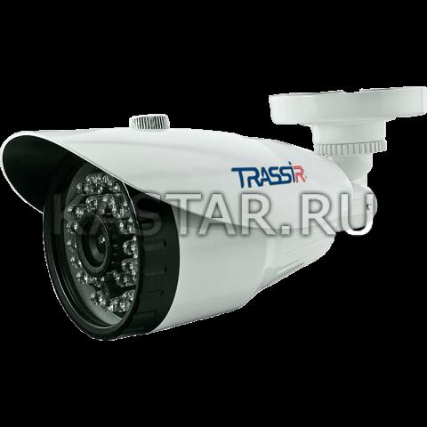 Цилиндр IP-камера TRASSIR TR-D2B5-noPOE